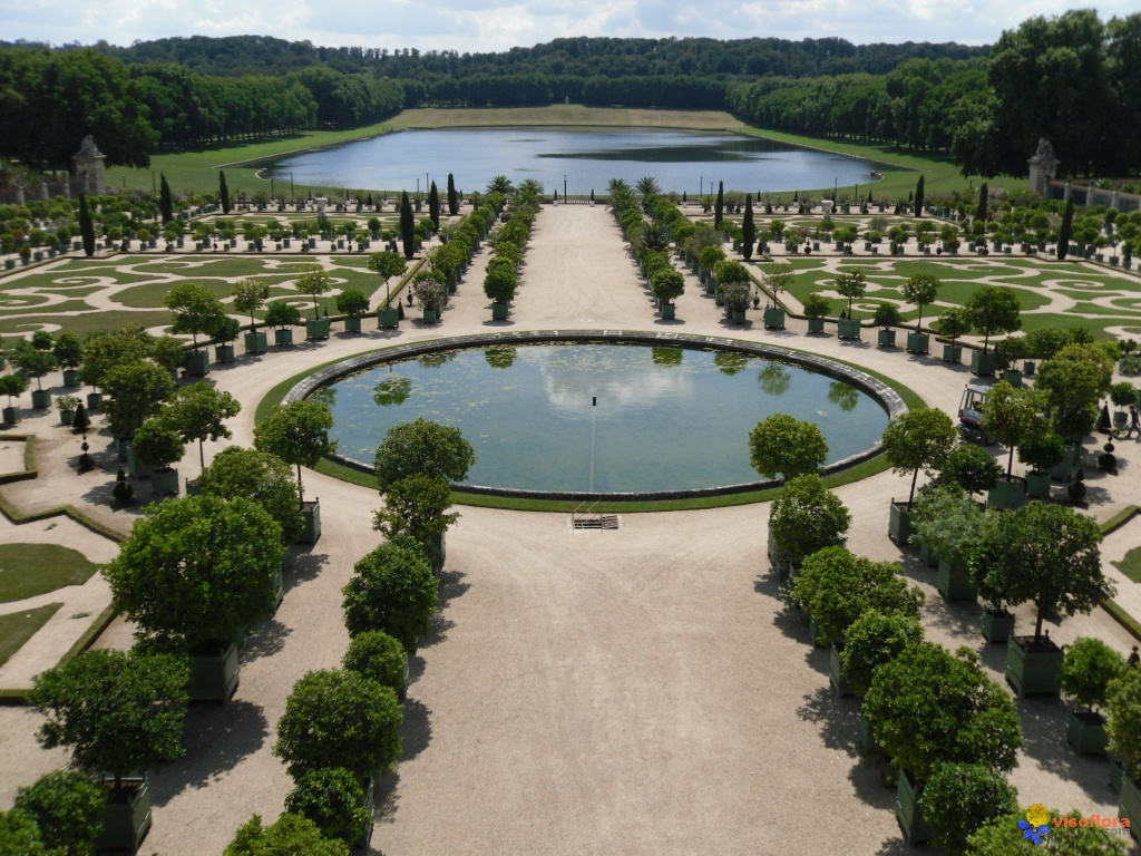 photo jardin de versailles. Black Bedroom Furniture Sets. Home Design Ideas