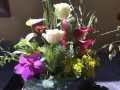 Ikebana/ bouquets/ patchworks photo